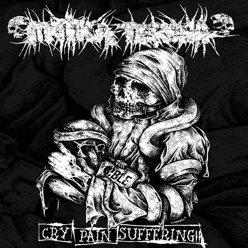 Matka Teresa / Syntax  ‎– Cry Pain Suffering!! / Corridos Grind split 7""