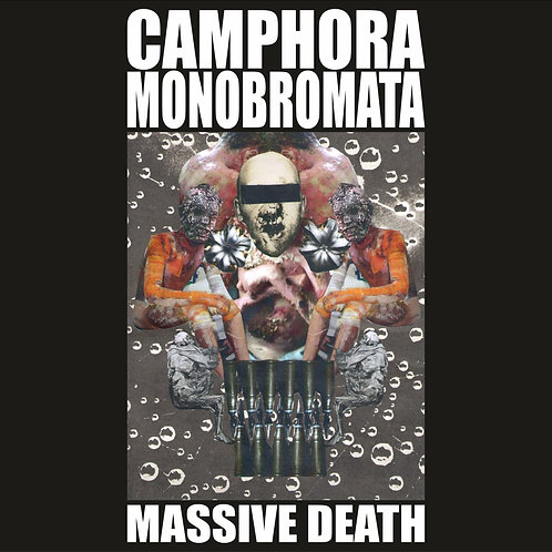 Camphora Monobromata - Massive Death CD/tape