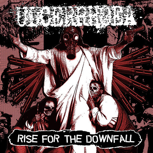 Ulcerrhoea – Rise For The Downfall CD