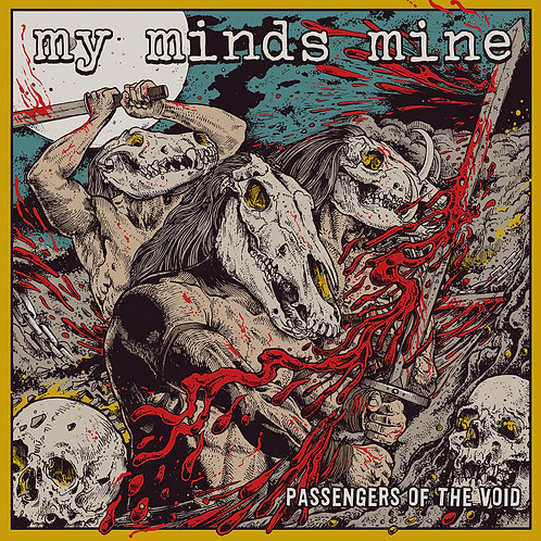 MY MINDS MINE Passengers Of The Void CD