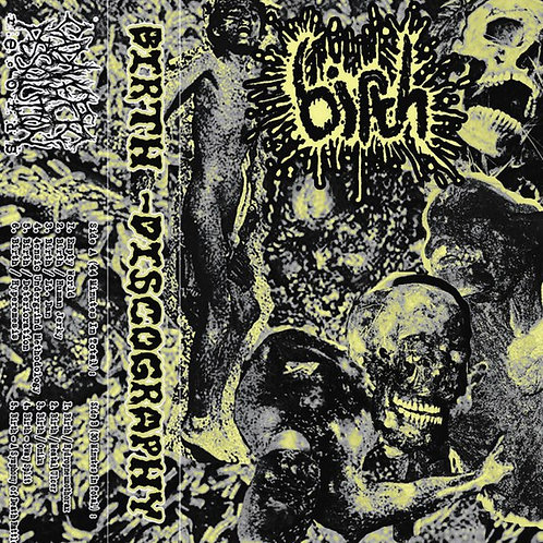 BIRTH - Discography tape