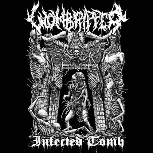 Wombripper - Infected Tomb ​CD