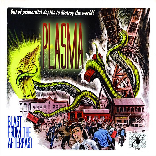 "Plasma / Proctalgia - split 7"""
