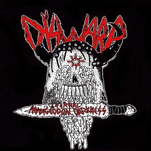 "Diswarp - Eternal Armageddon Darkness ‎ 7""EP"