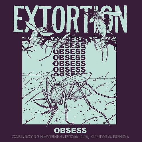 Extortion – Obsess CD