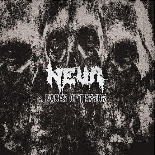 NEVA - Faces of Terror CD