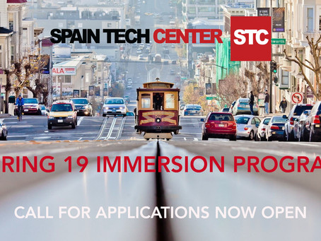 Spain Tech Center abre su convocatoria de primavera para su Programa de Inmersión en Silicon Valley