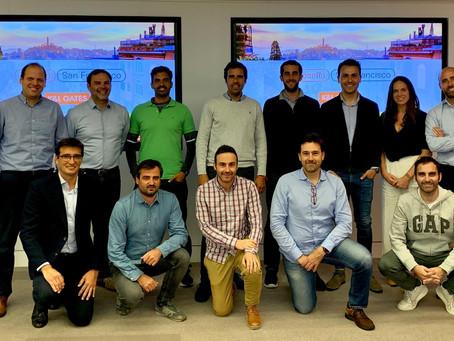 Finaliza con éxito el noveno Programa de Inmersión de Desafía San Francisco
