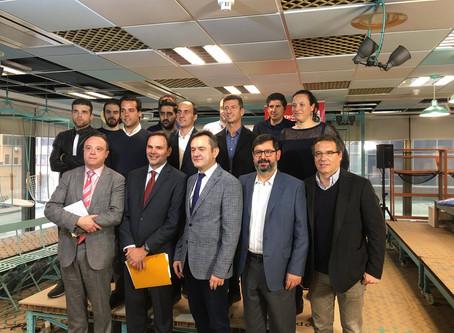 Red.es e ICEX anuncian la puesta en marcha de Spain Tech Center en Israel