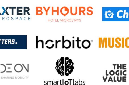 Participantes del Programa de Inmersión de Primavera 2019 en Silicon Valley