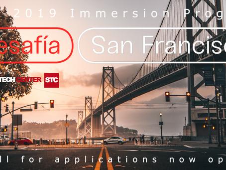 Desafía San Francisco abre la convocatoria para la décima edición de su Programa de Inmersión
