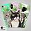 Thumbnail: Tropical Leaves Custom Head and Shoulders Phone Case | iPhone,