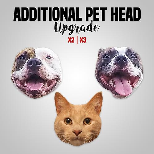 Custom Pet Head x2 | x3 Keyfob Upgrade *ADD-ON*
