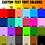 Thumbnail: Rainbow Collection: Custom Keyfob