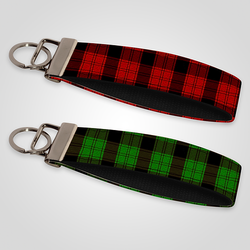 Tartan Collection Custom Keyfob