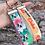 Thumbnail: Tropical Hawaiian Flowers Custom Keyfob