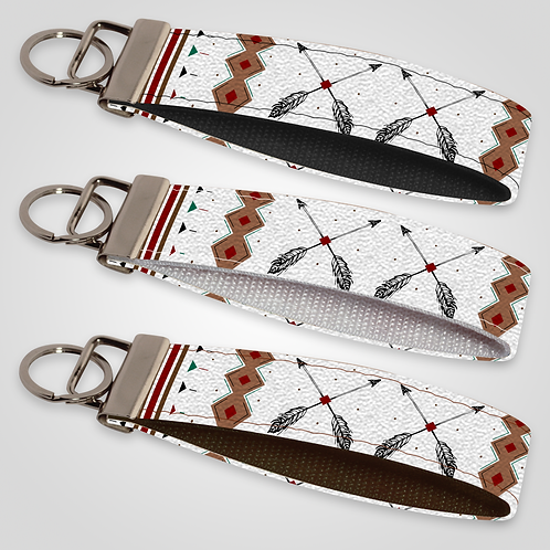 Native Arrows Custom Keyfob