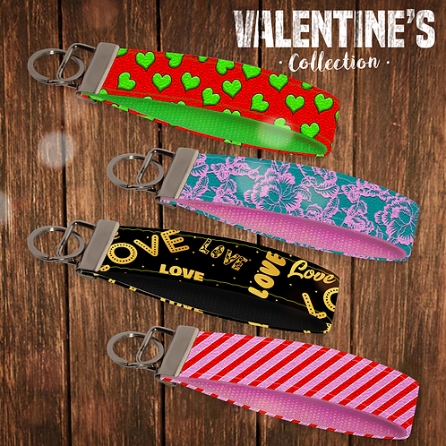 Valentine's Collection Custom Keyfob