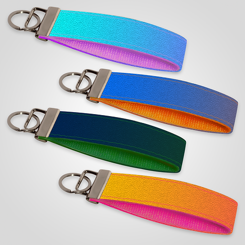 Ombré Collection: Custom Keyfob