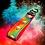 Thumbnail: Tie Dye Custom Keyfob