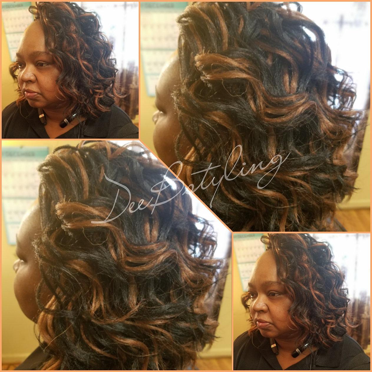 Hairstylist Hair Salon Columbia Deebeattydeebstyling