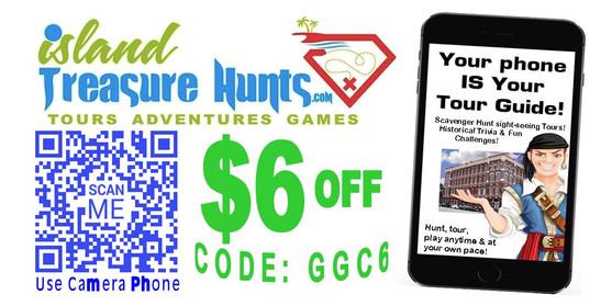 Island Treasure Hunt