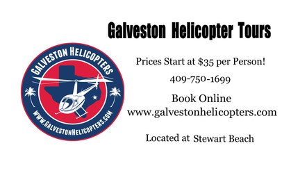 Galveston Helicopters