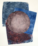 October  Series of 21 Image size 47 x 37cm approx