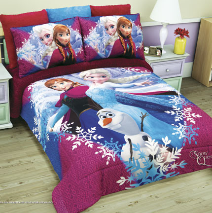 Edredon Frozen Matrimonial HD
