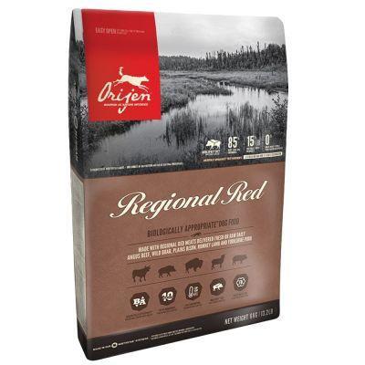 Orijen Regional Red Dog 11,4 kg.