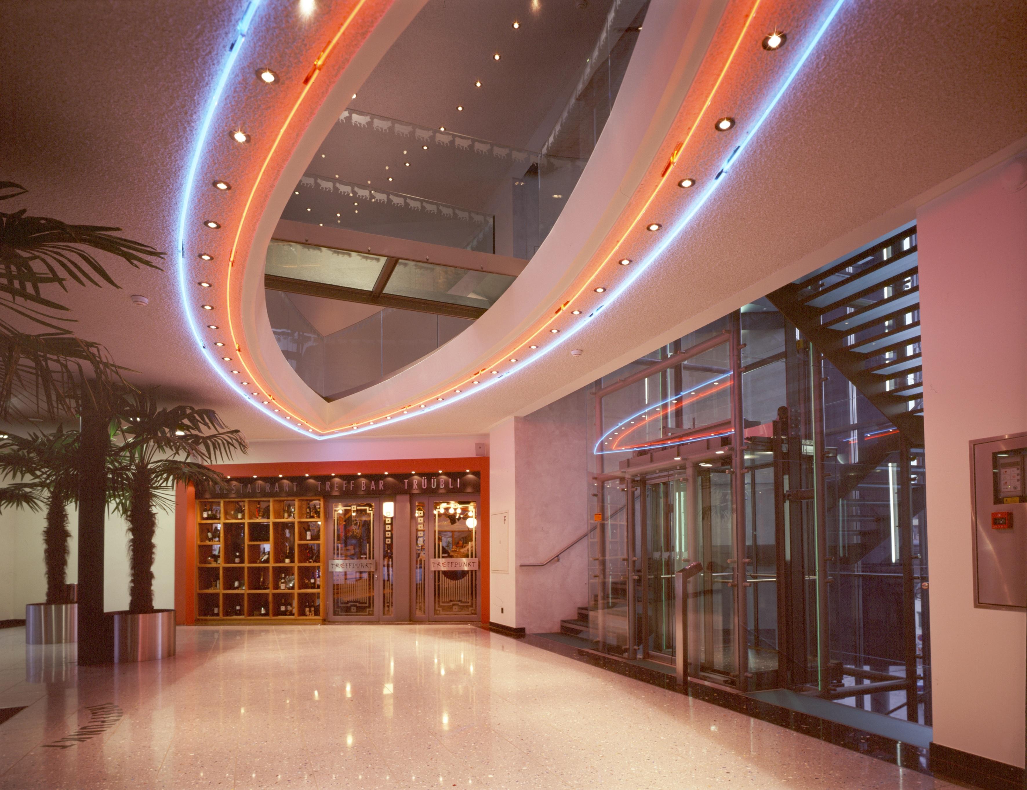 Foyer Haupteingang