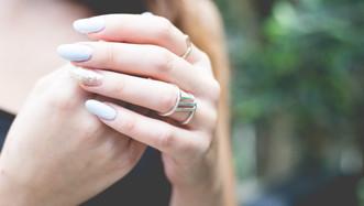 Half A Manicure?