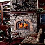 wood fireplace services