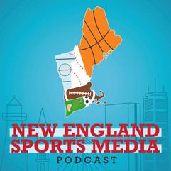 New England Sports Media Podcast Artwork