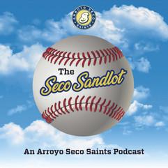 Seco Sandlot Podcast Graphics