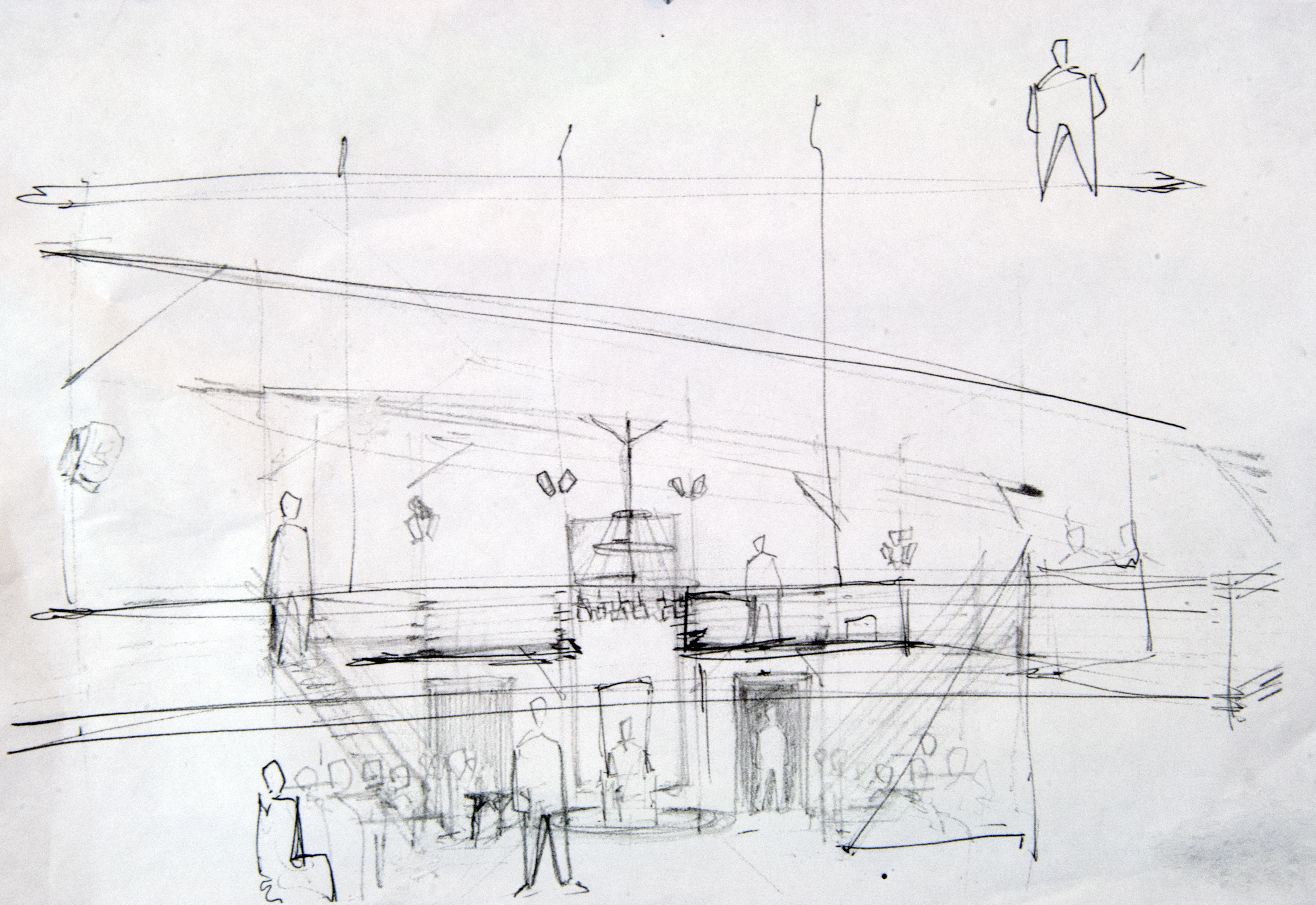 Hamlet Sketch