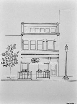 Kopi Cafe Illustration