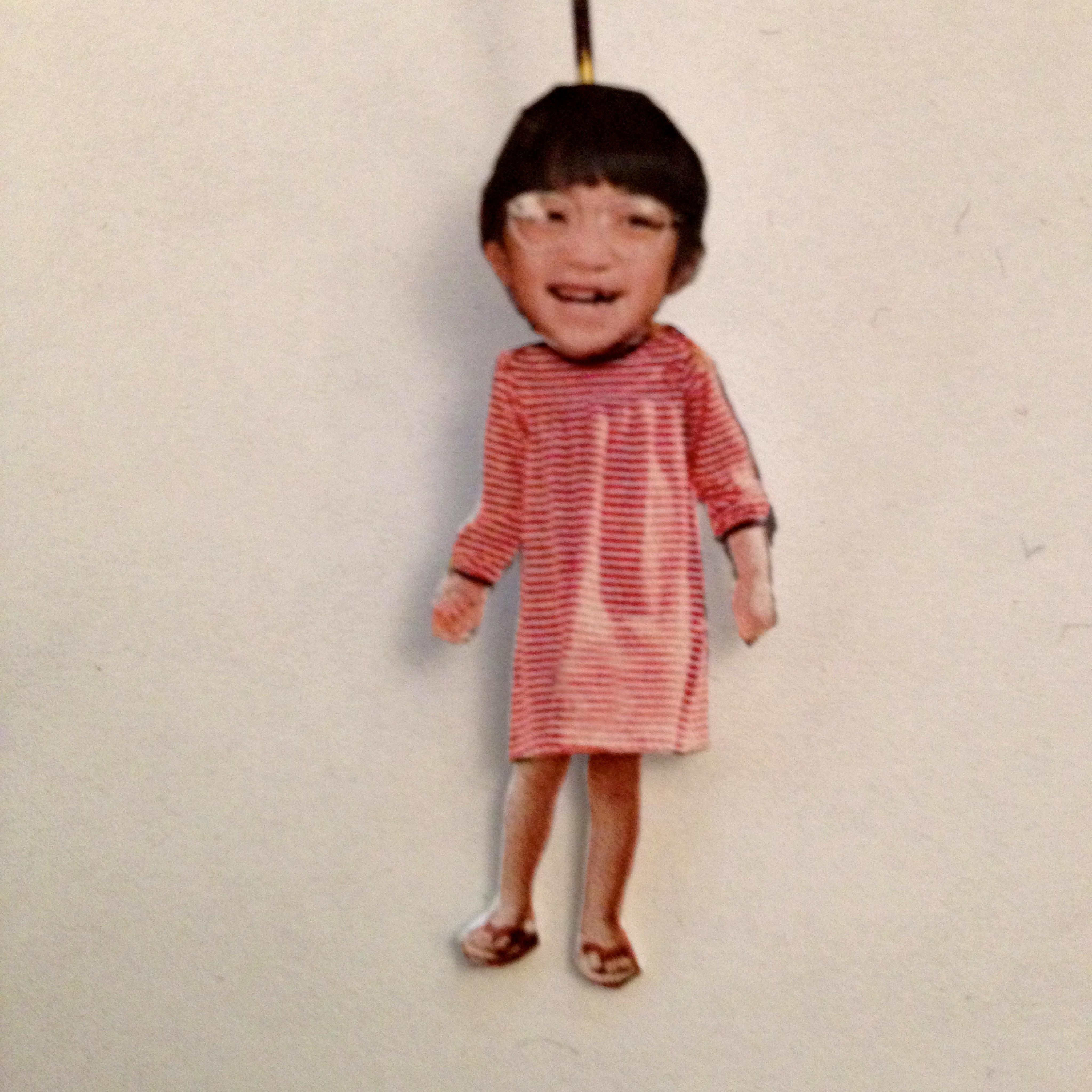 Sarah Puppet 2