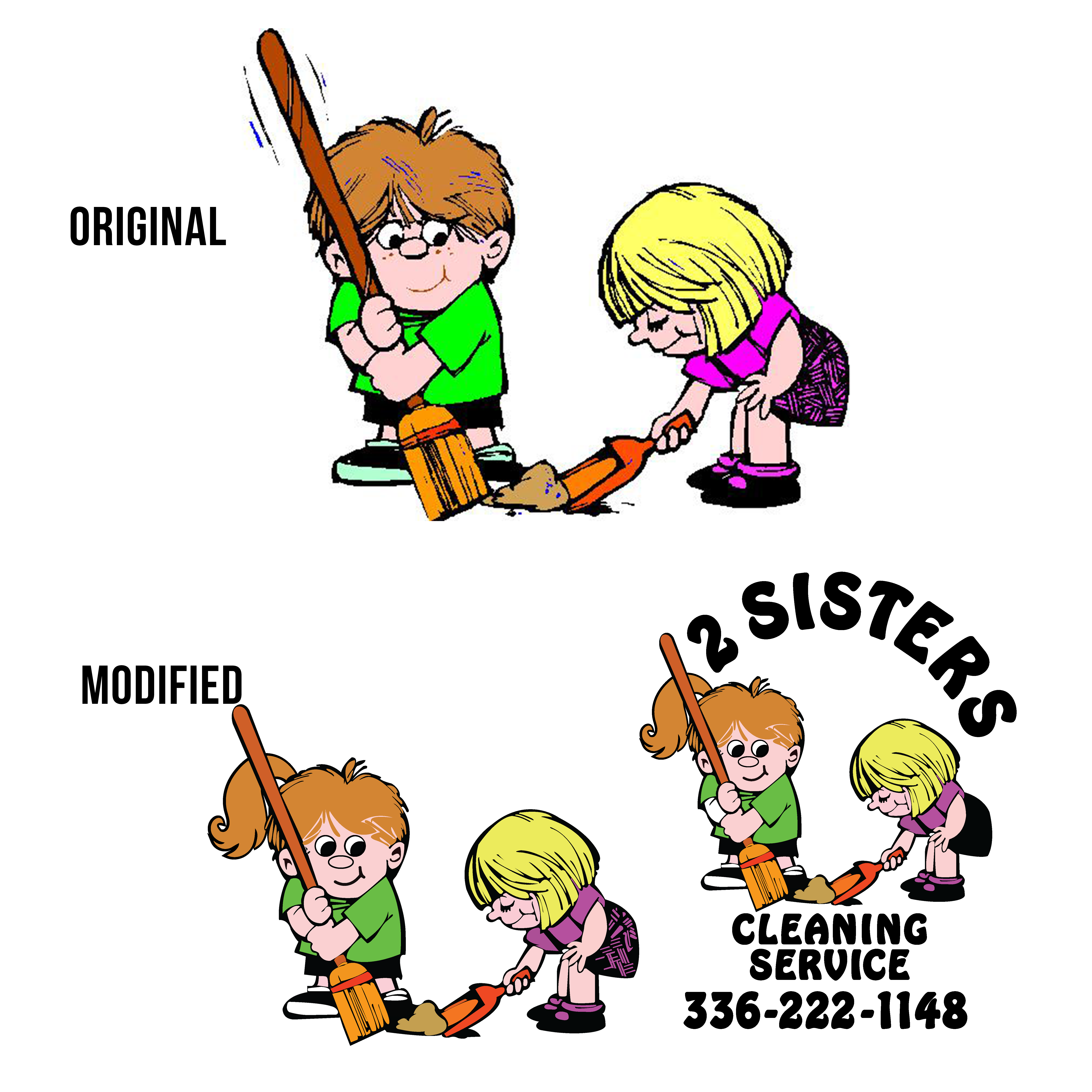 2 Sisters Cleaning Service