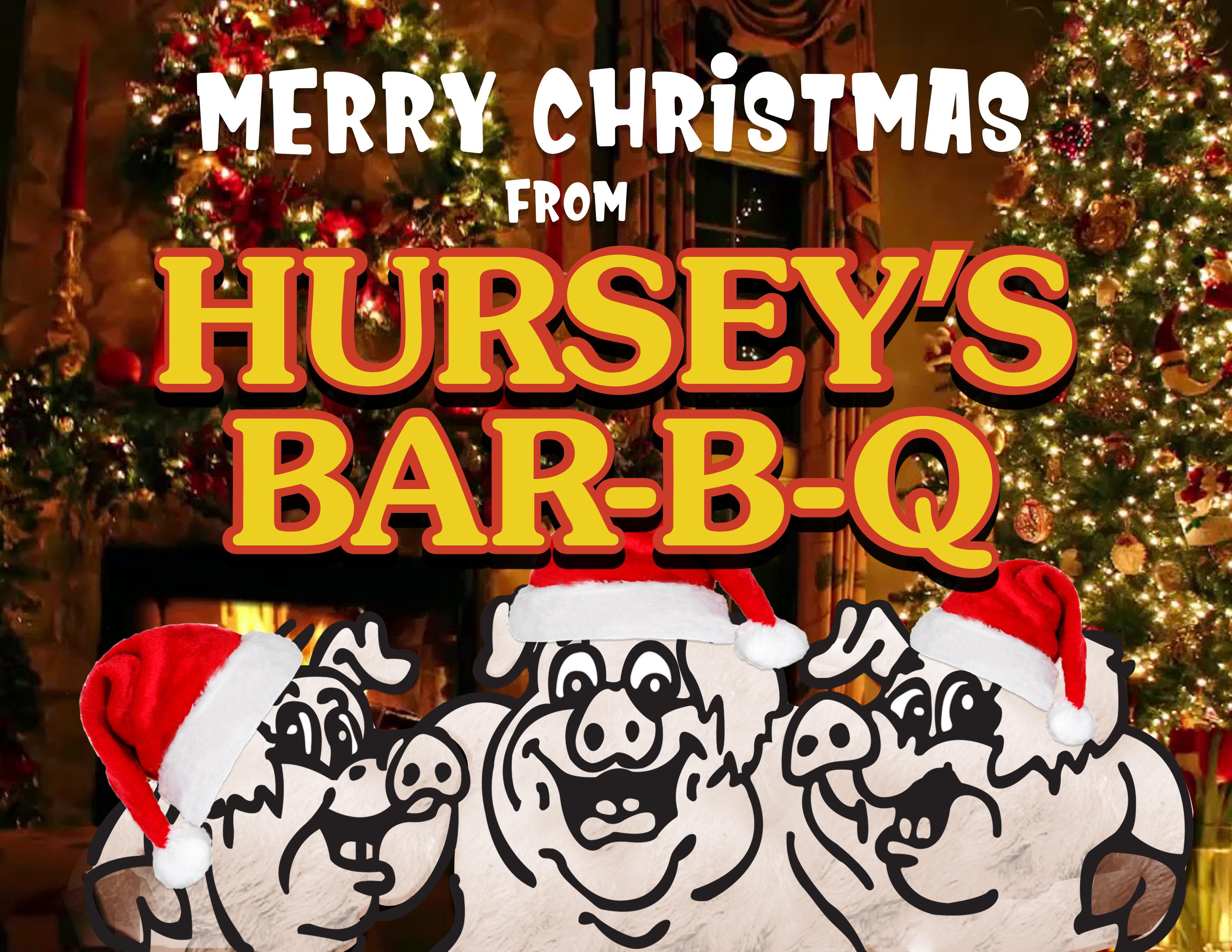 HURSEY'S CHRISTMAS
