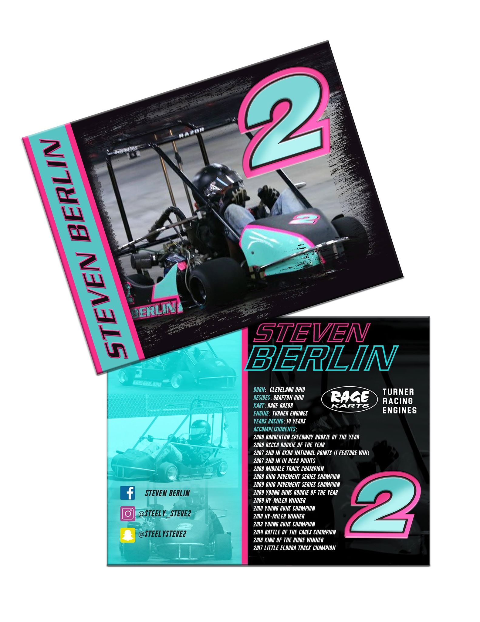 Steven Berlin Hero Card