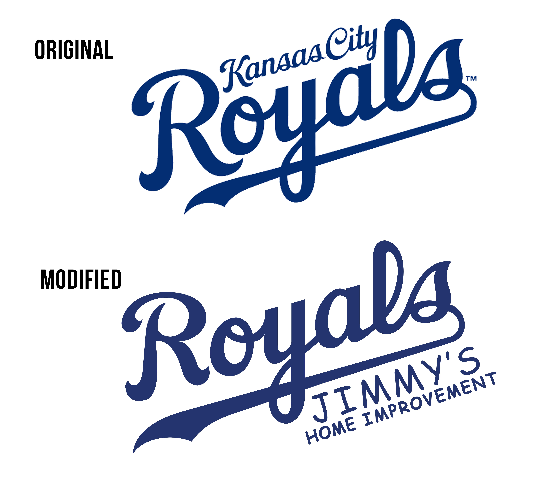Royals Little League Logo