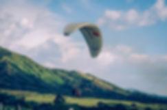 Paracadutismo in natura