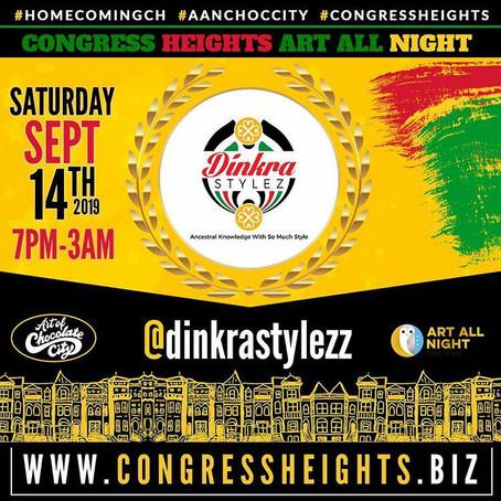 CONGRESS HEIGHTS ART ALL NIGHT