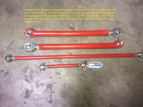 FJ/4 RunnerGX470 4-Link Kit