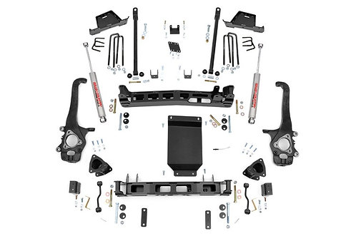 Titan 04-17 6 Inch Lift Kit