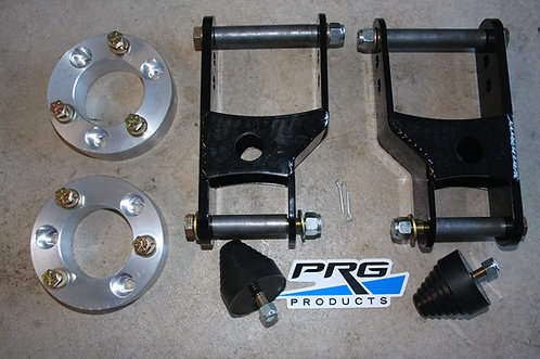 "2"" Lift Frontier/Xterra Basic Lift Package"