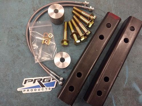 Pathfiner/Armada 2 inch or 1.5 inch Rear Subframe Drop