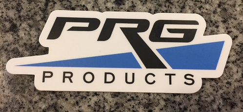 PRG Die Cut Sticker
