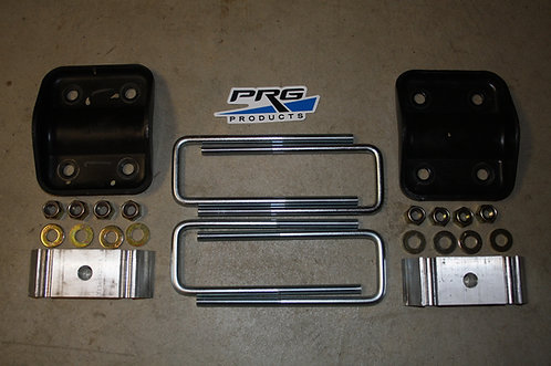 Xterra U-Bolt Flip Kit w/ Bash Plate